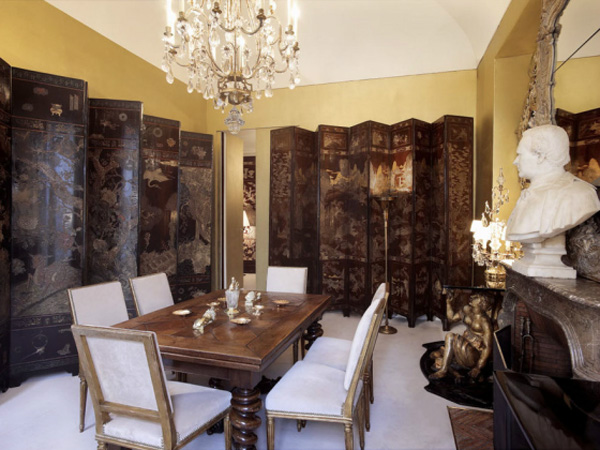 Coco Chanel Interiors | A Perspective Of Design
